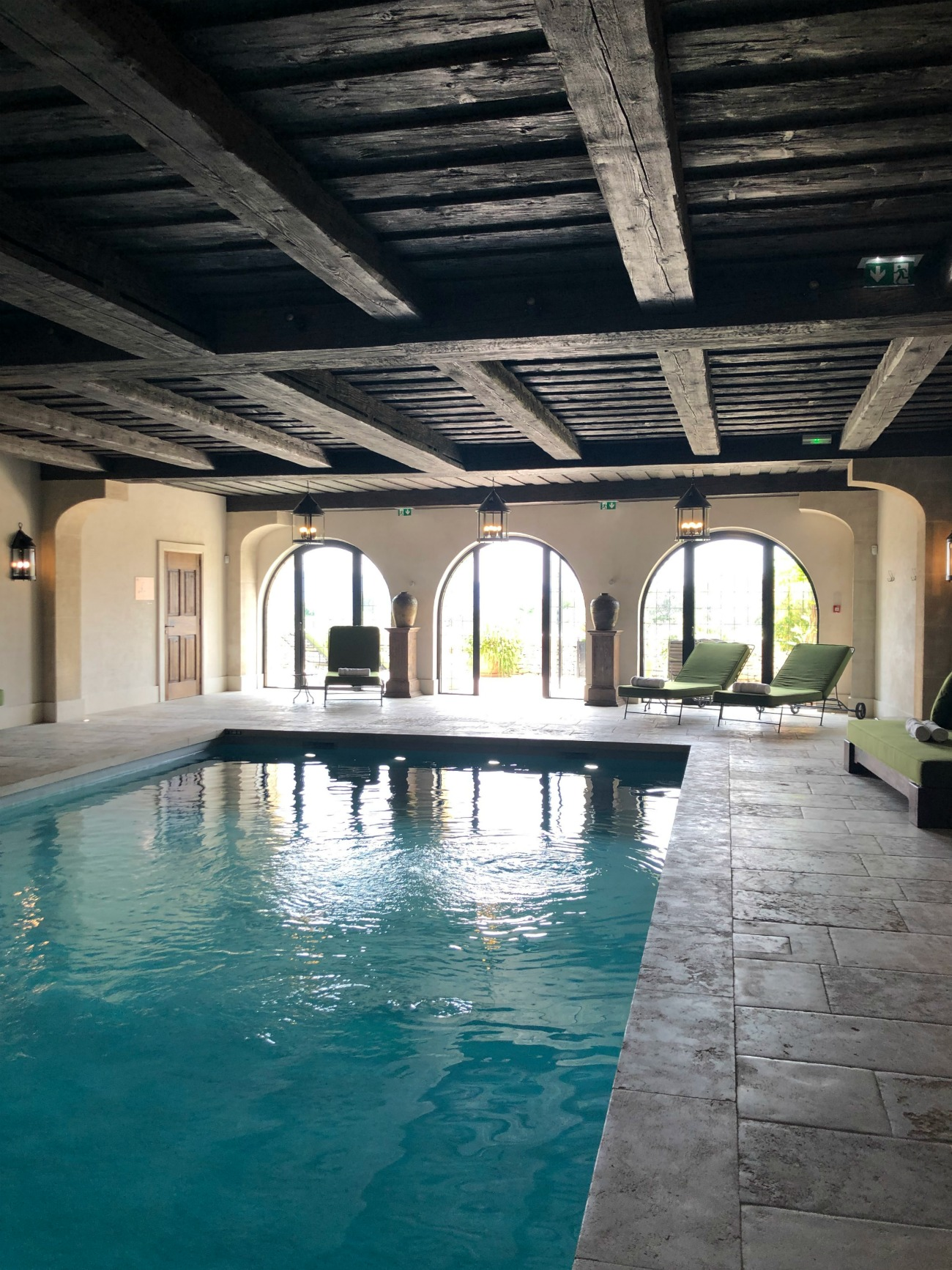 Sisley Spa at La Bastide de Gordes I wit & whimsy