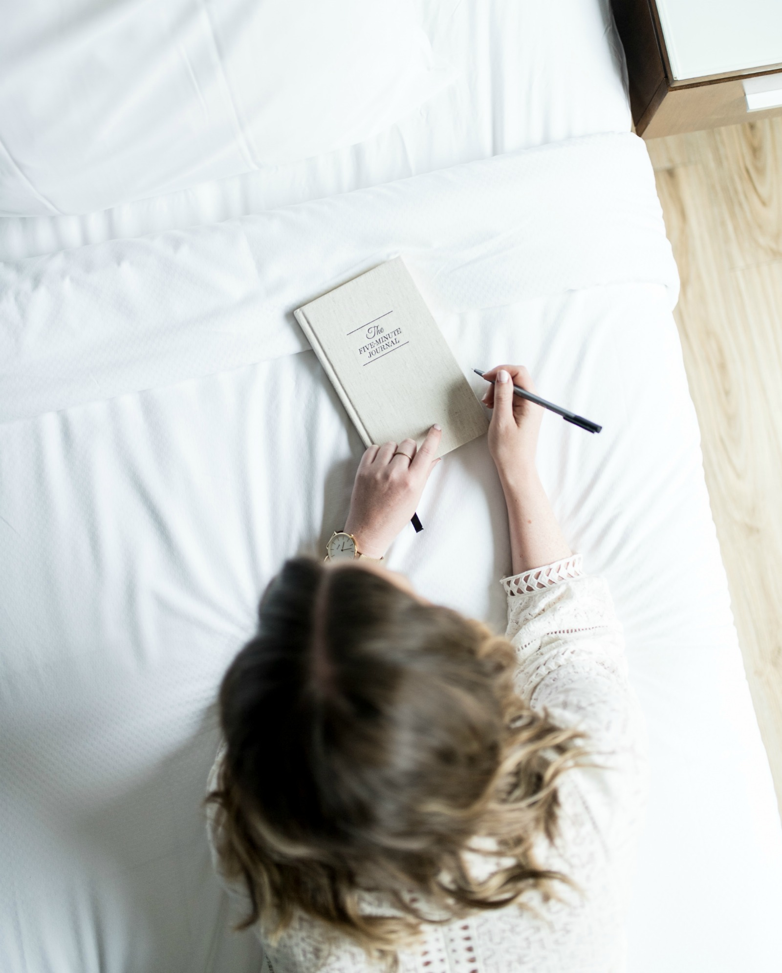 The Effects of Gratitude Journaling I wit & whimsy