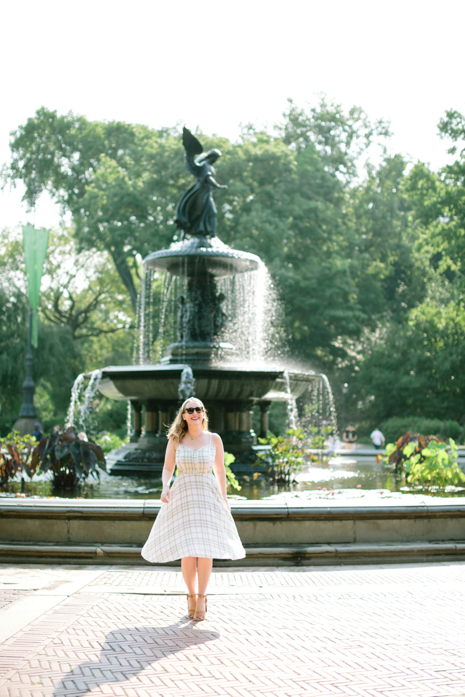 Summer in Central Park I wit & whimsy
