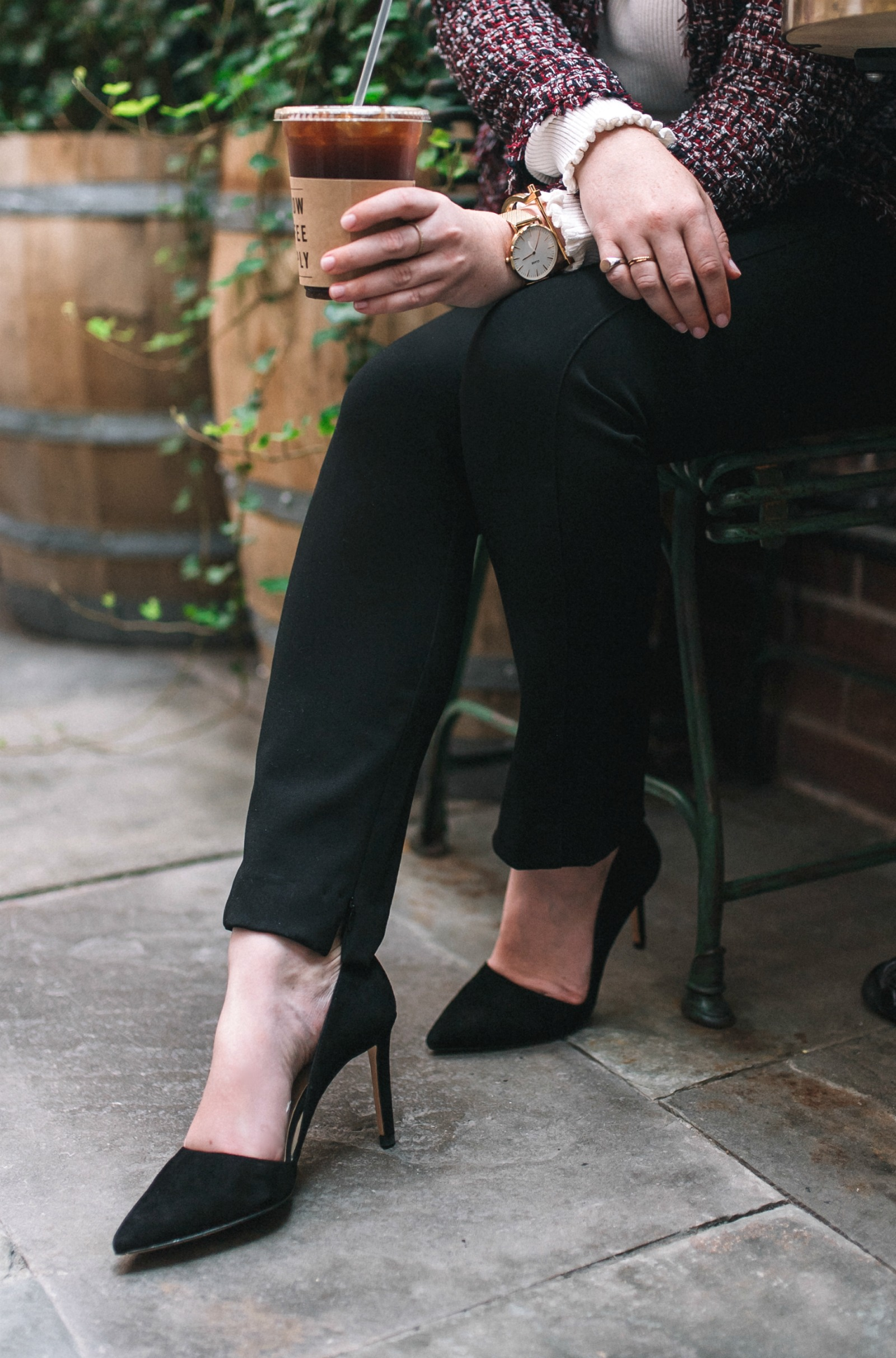 Ann Taylor Audrey Pants I wit & whimsy