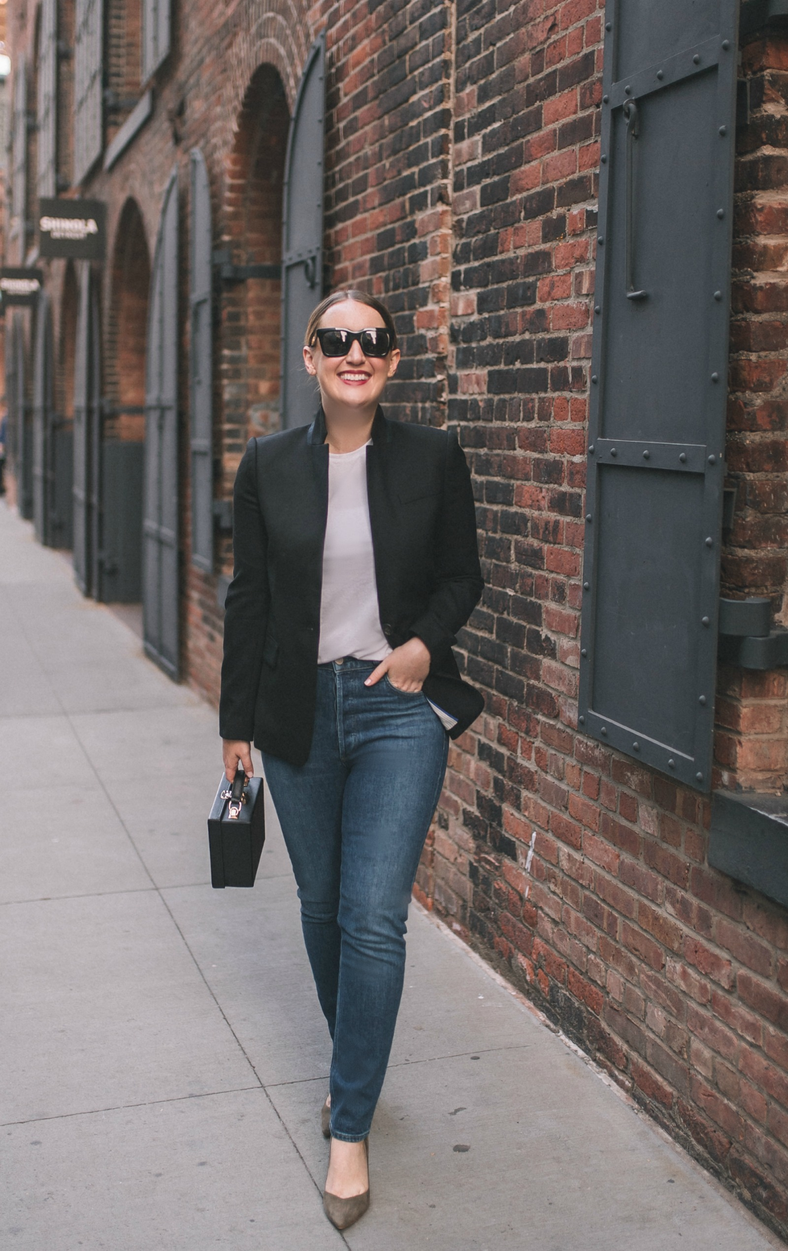 Business Casual Outfit I wit & whimsy