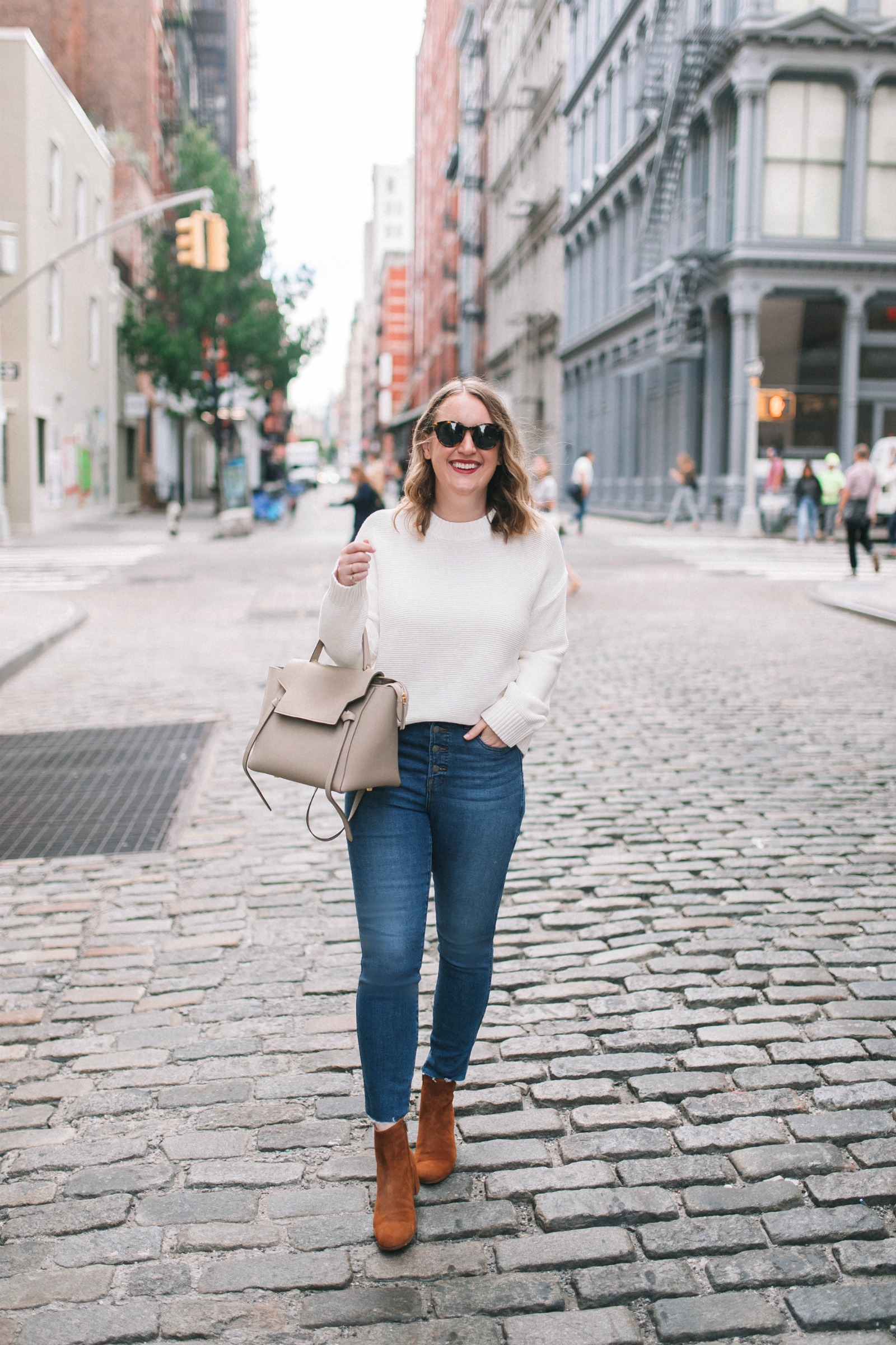 Casual Fall Neutrals I wit & whimsy