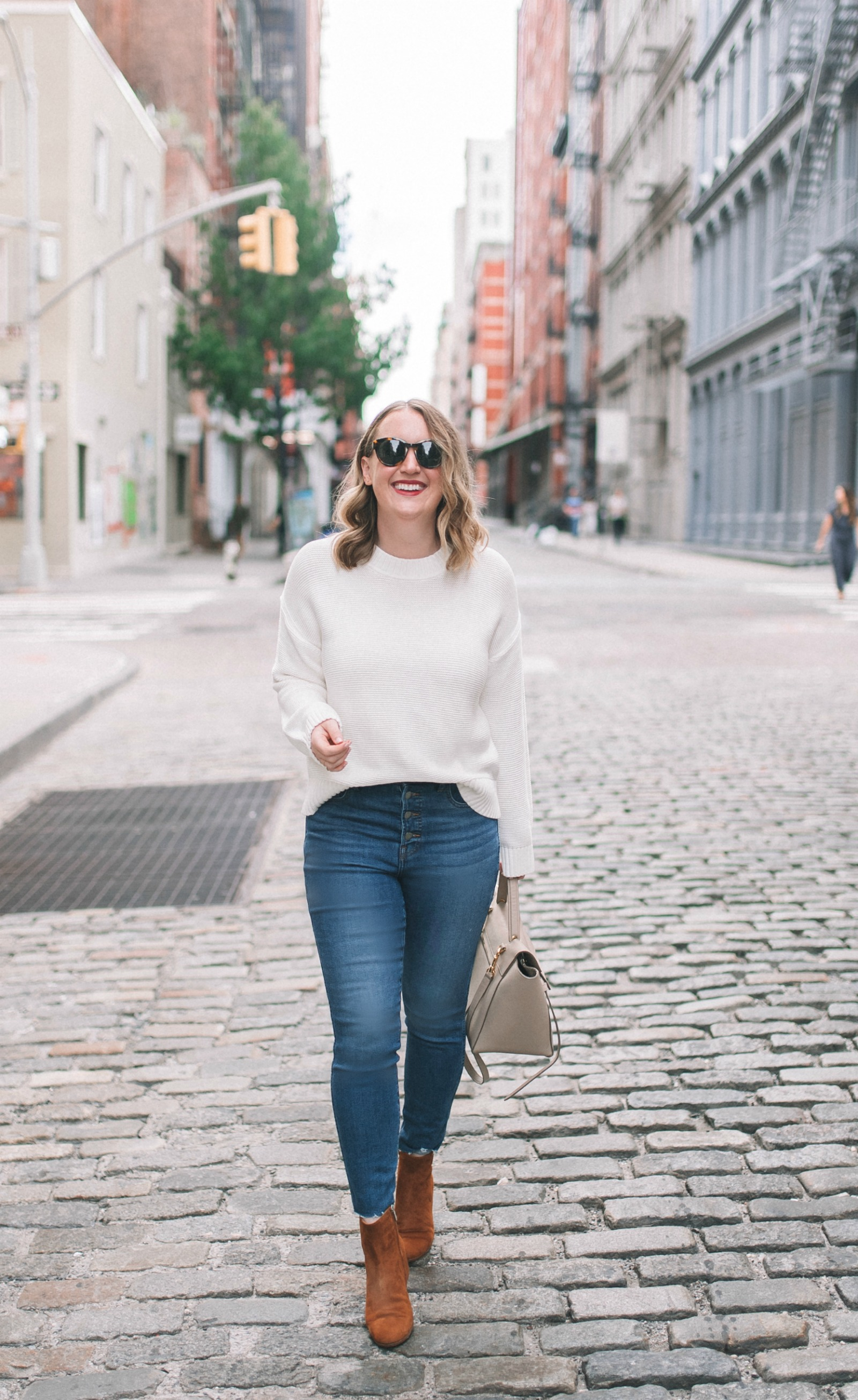 Casual Fall Outfit Ideas With Jeans