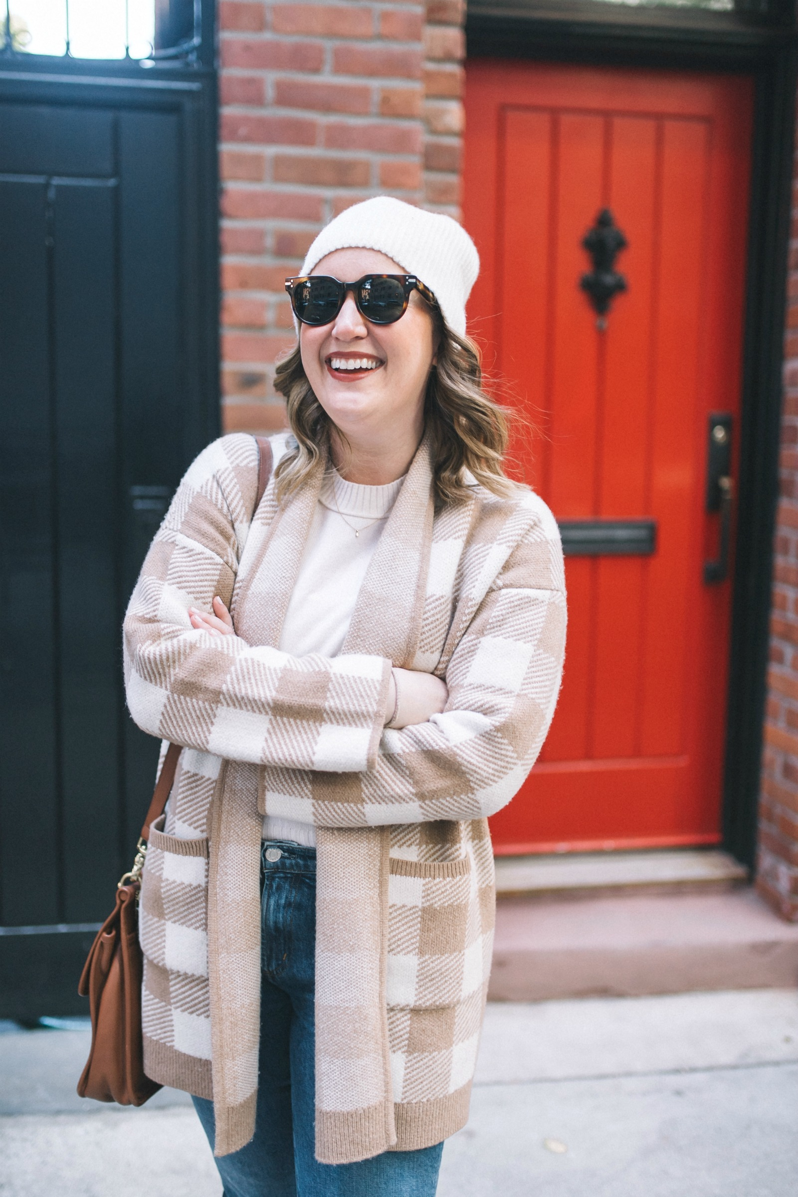 Madewell Cardigan I wit & whimsy