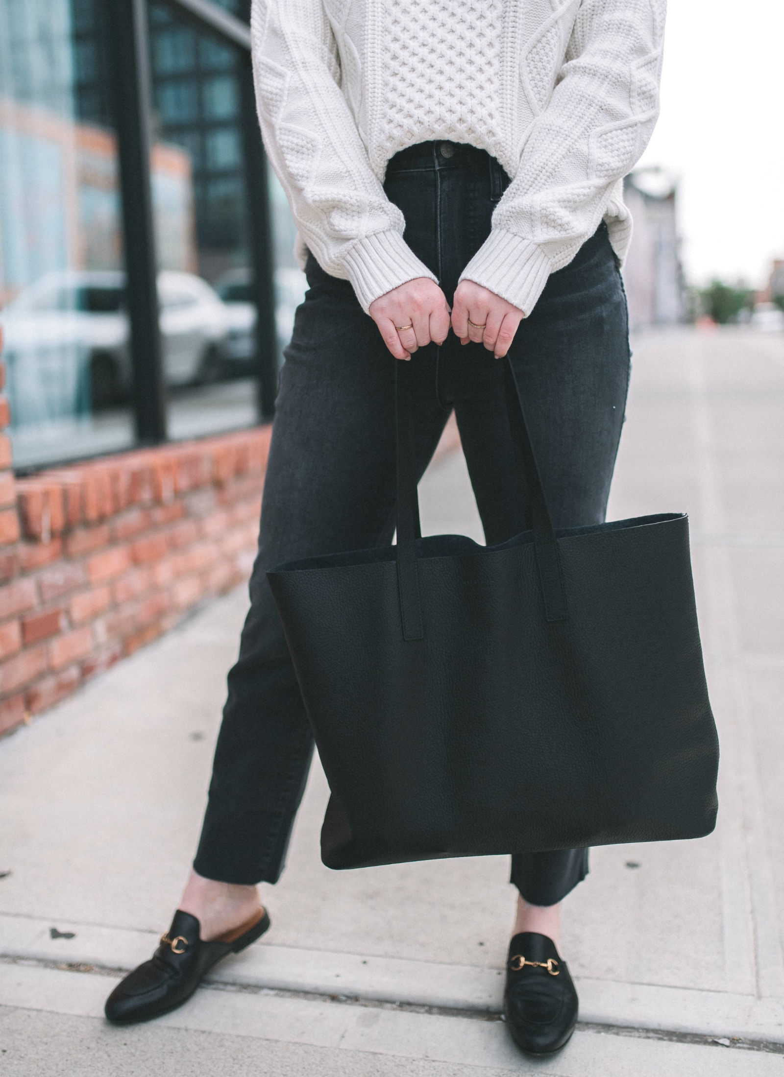Everlane Soft Day Tote I wit & whimsy