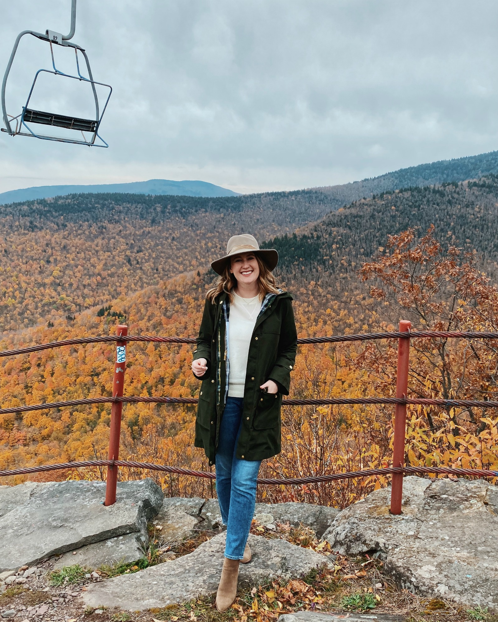 Fall in the Catskills I wit & whimsy