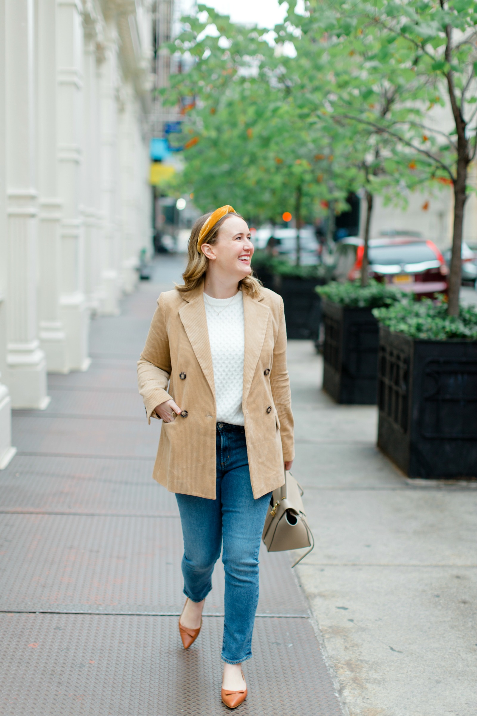 Preppy Fall Outfit I wit & whimsy