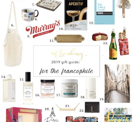 Gifts for The Francophiles
