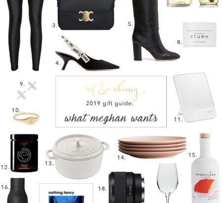 What Meghan Wants for Christmas