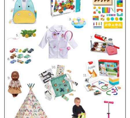 Gift Ideas for Kids Under 5