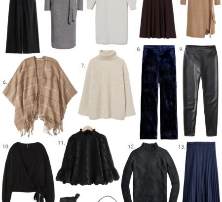 Affordable Thanksgiving Outfit Ideas