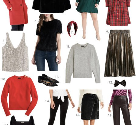 Budget Friendly Holiday Outfit Ideas
