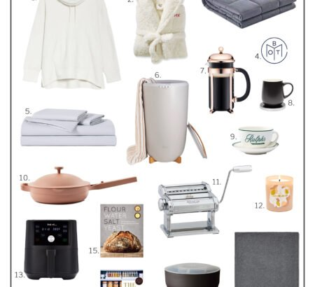 Cozy Gifts for the Homebody