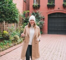 A Casual Winter Weekend Outfit