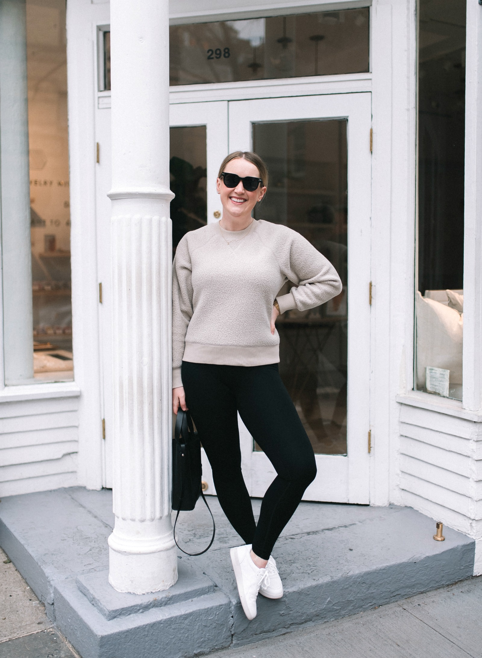 Everlane Perform Leggings I wit & whimsy