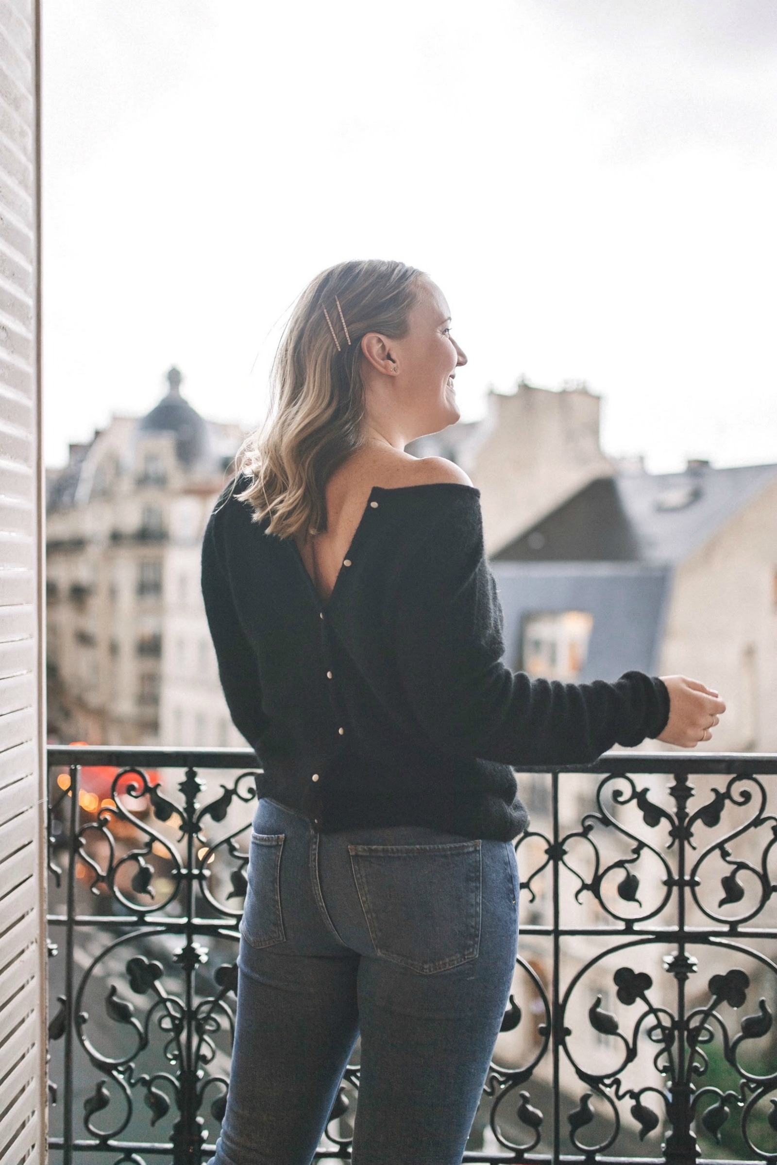 Parisian Balcony I wit & whimsy