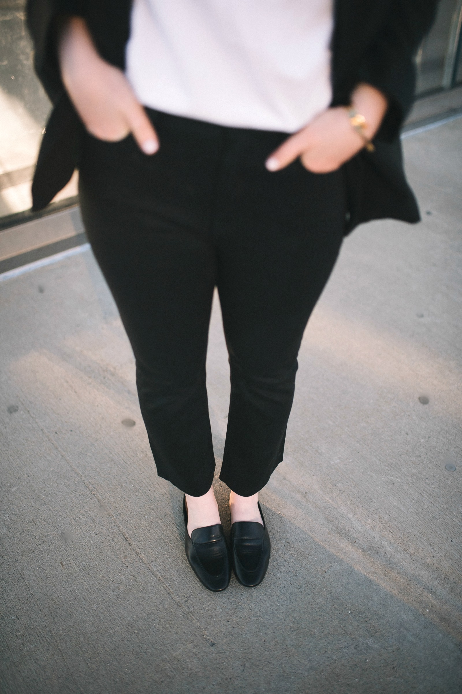 Everlane Day Loafer Mule I wit & whimsy