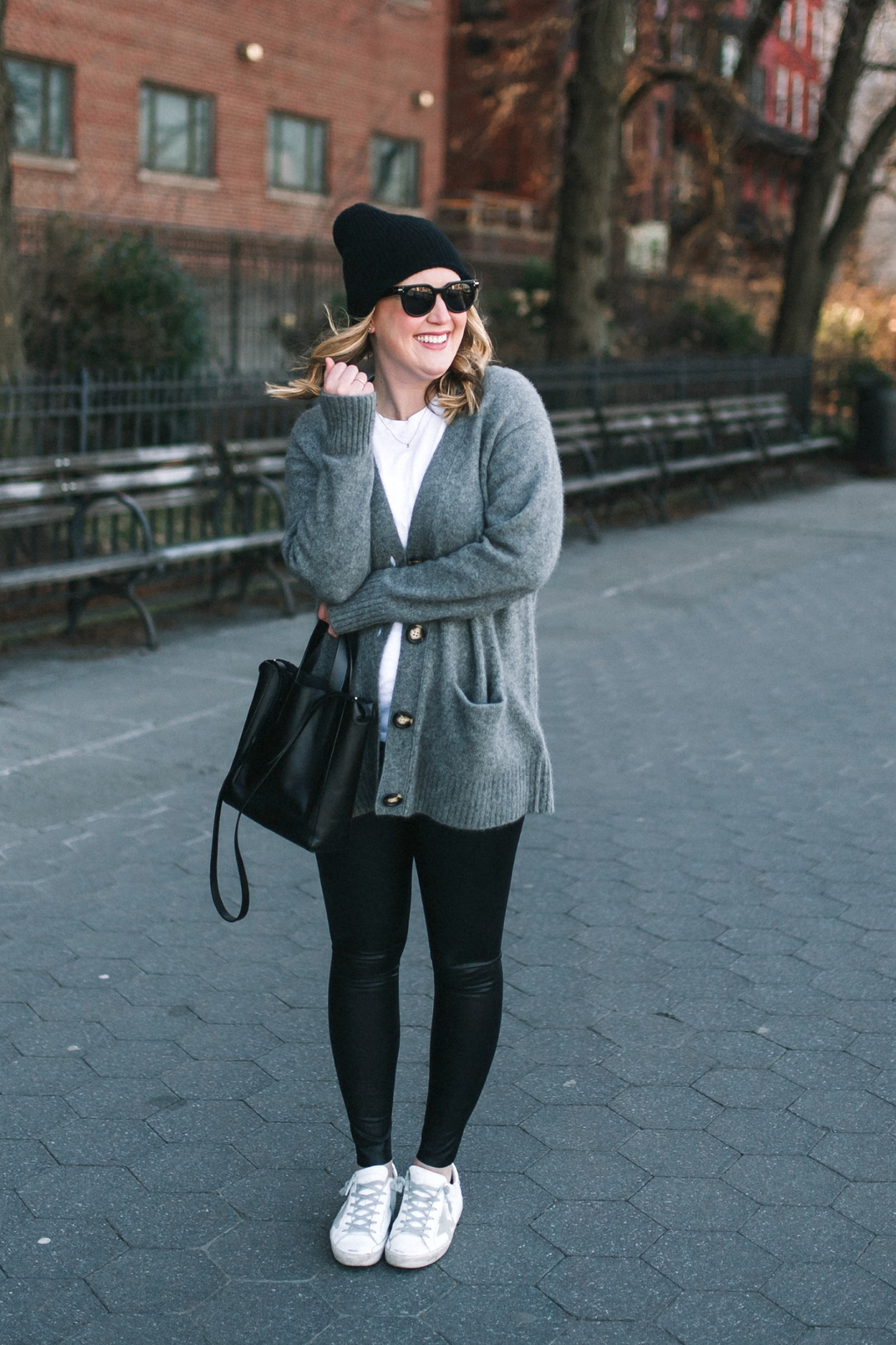 Cozy Casual Winter Outfit I wit & whimsy