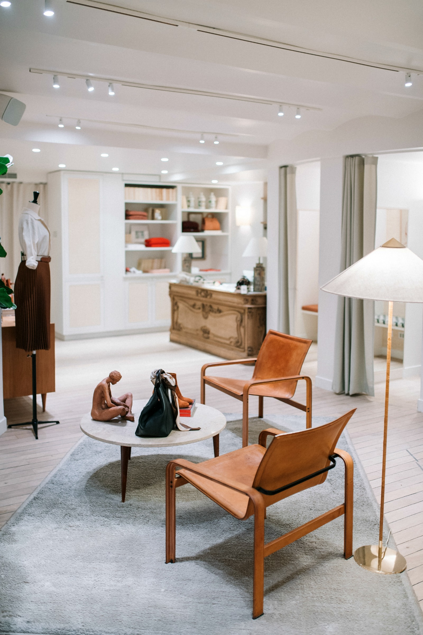 Inside Le Grand Appartement Sezane I wit & whimsy