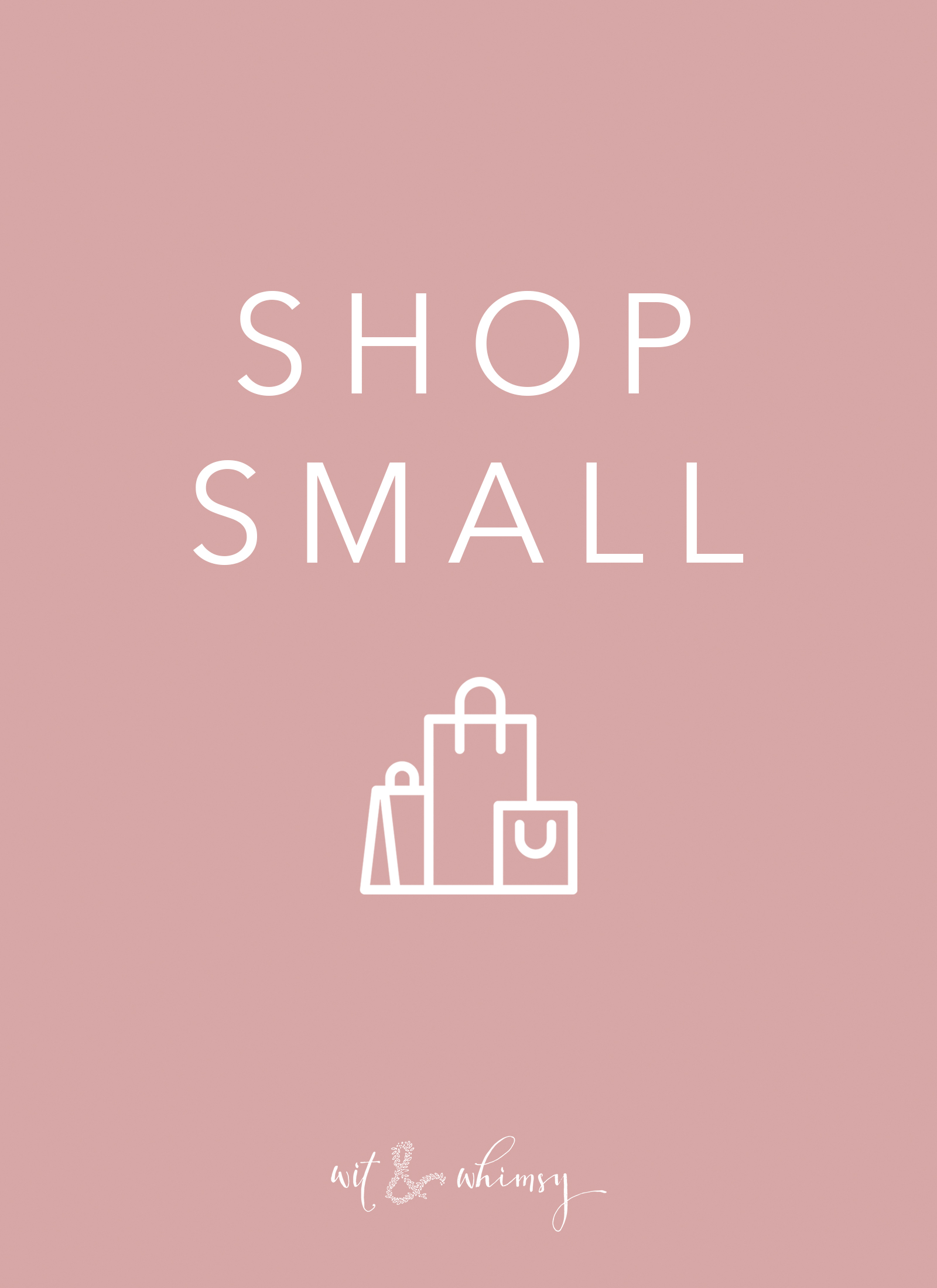 Small Businesses to Support Now I wit & whimsy