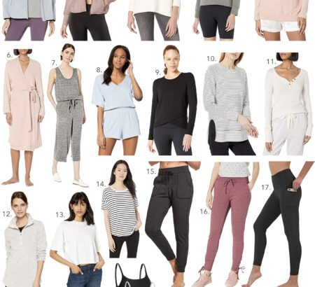 The Best Loungewear Picks from Amazon Fashion