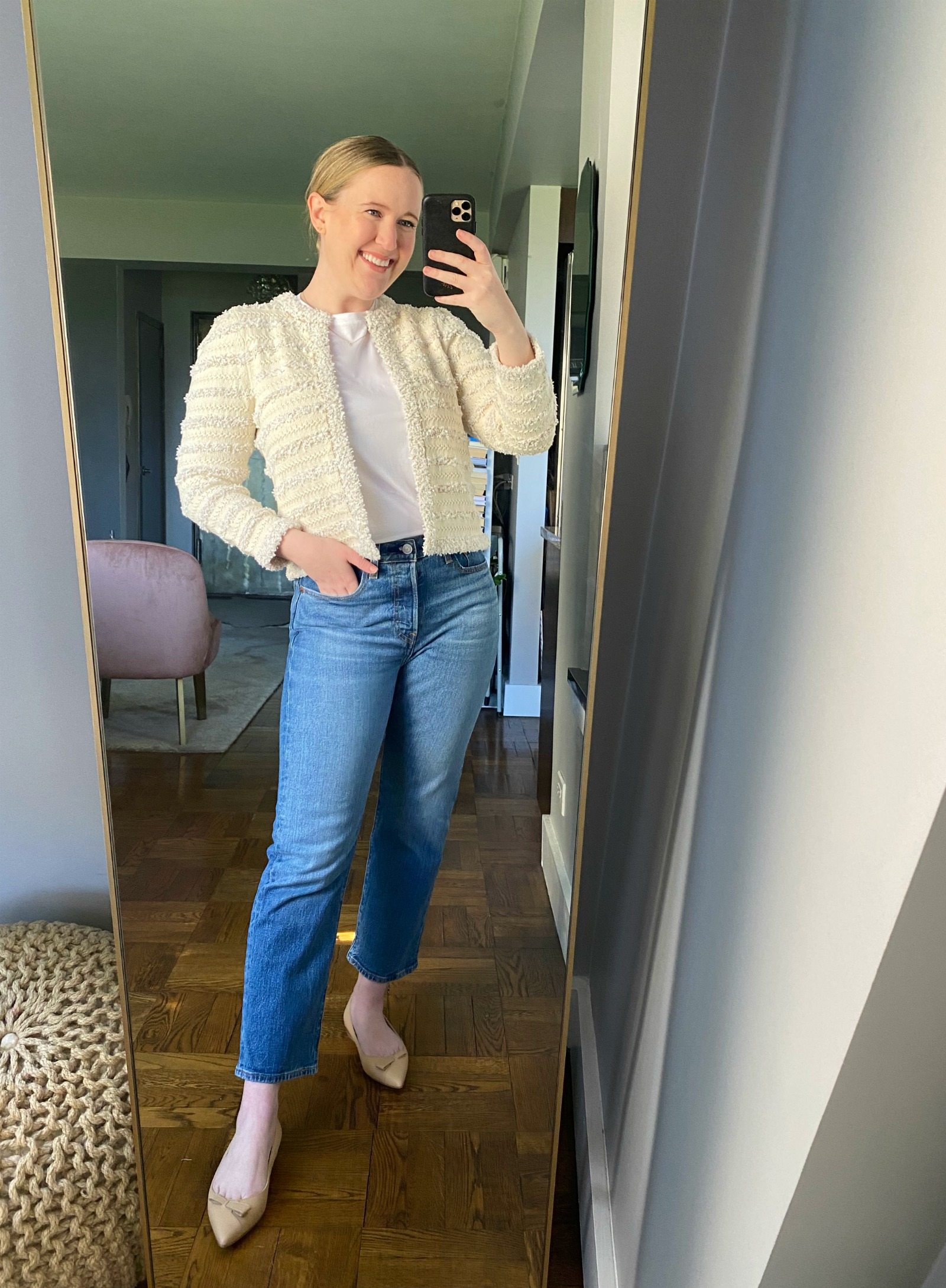 Ann Taylor Spring Try On I Shopbop Fall Sale Picks | wit & whimsy