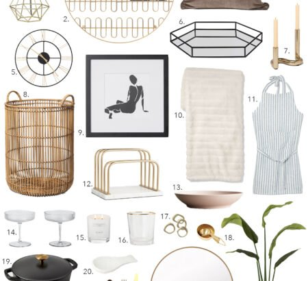 Budget Home Decor Picks