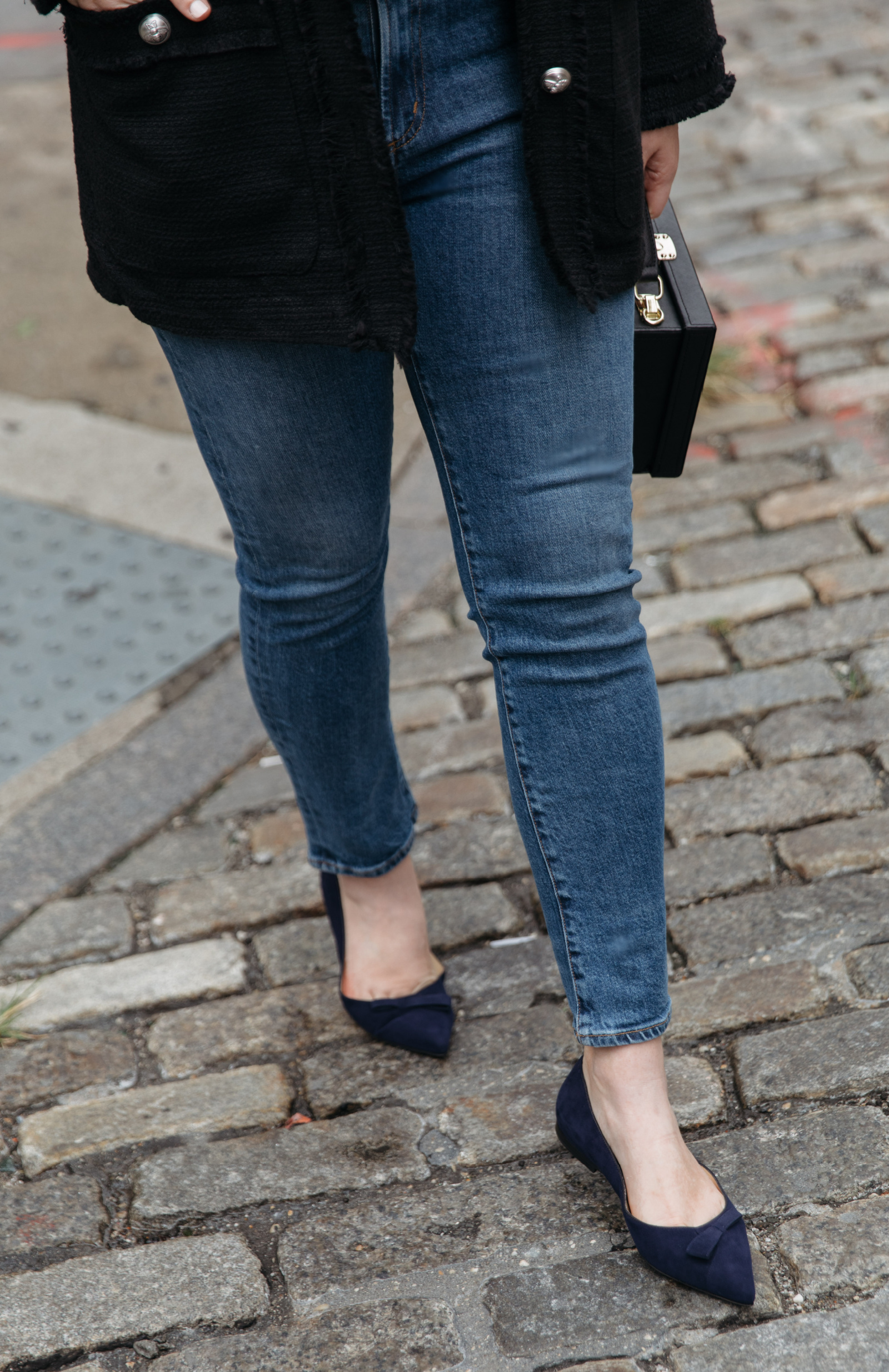 The Perfect Flat Shoes