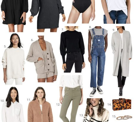 Early Fall Amazon Fashion Picks