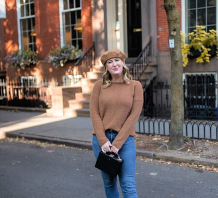 French Girl Closet Staples – The Versatile Sweater