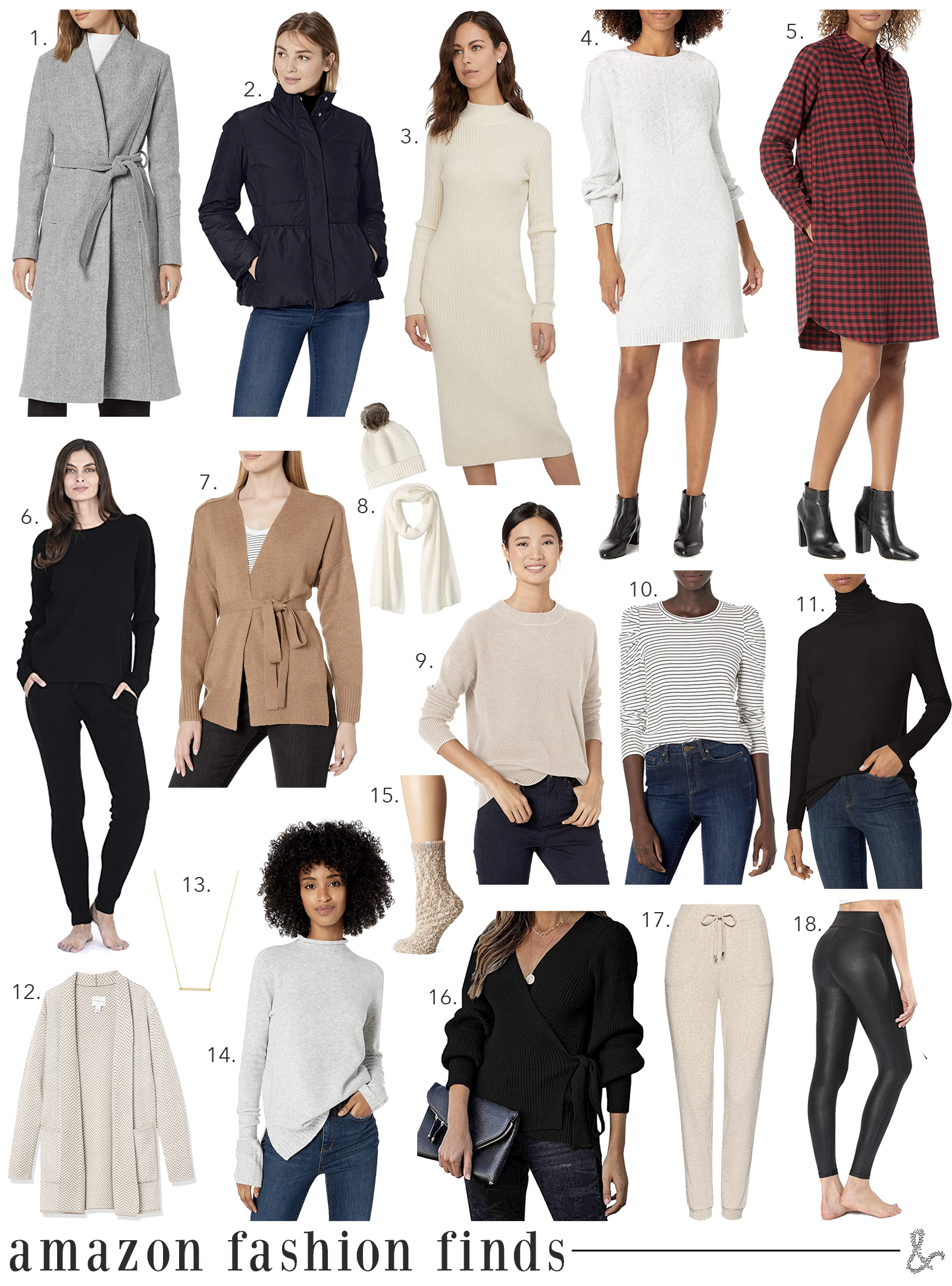 Cold Weather Picks from Amazon