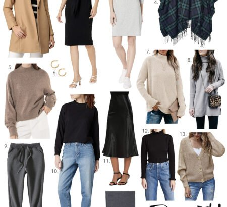 Fall Amazon Fashion Finds