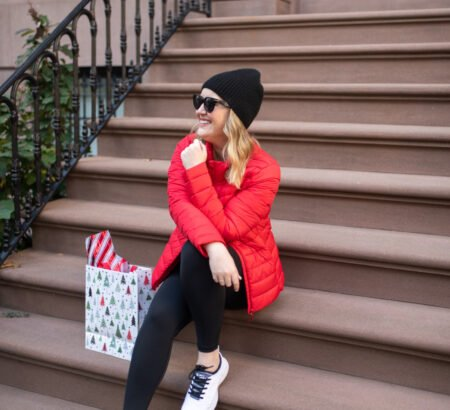 The Best Early Holiday Sales + A Sporty Chic Outfit