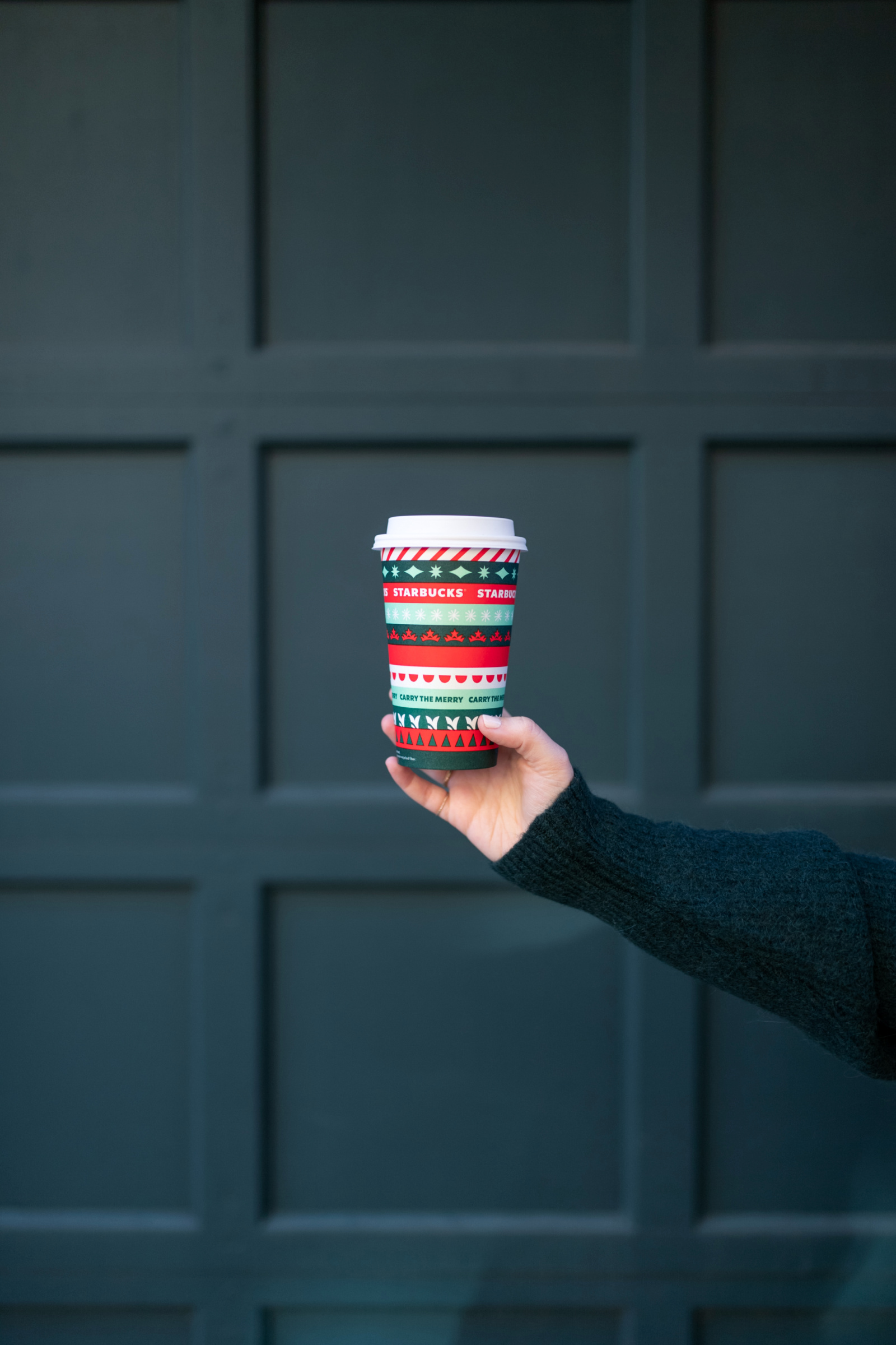 Starbucks Holiday Cup I wit & whimsy