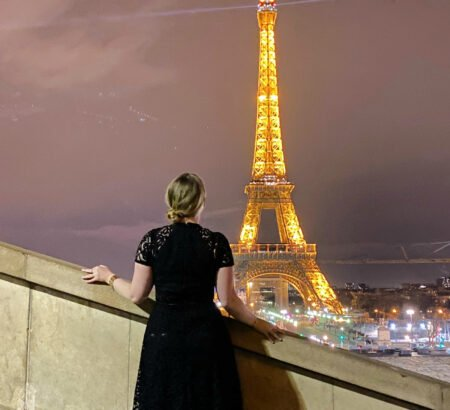 The Best Views of The Eiffel Tower In Paris