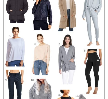 Loungewear & Athleisure for the New Year