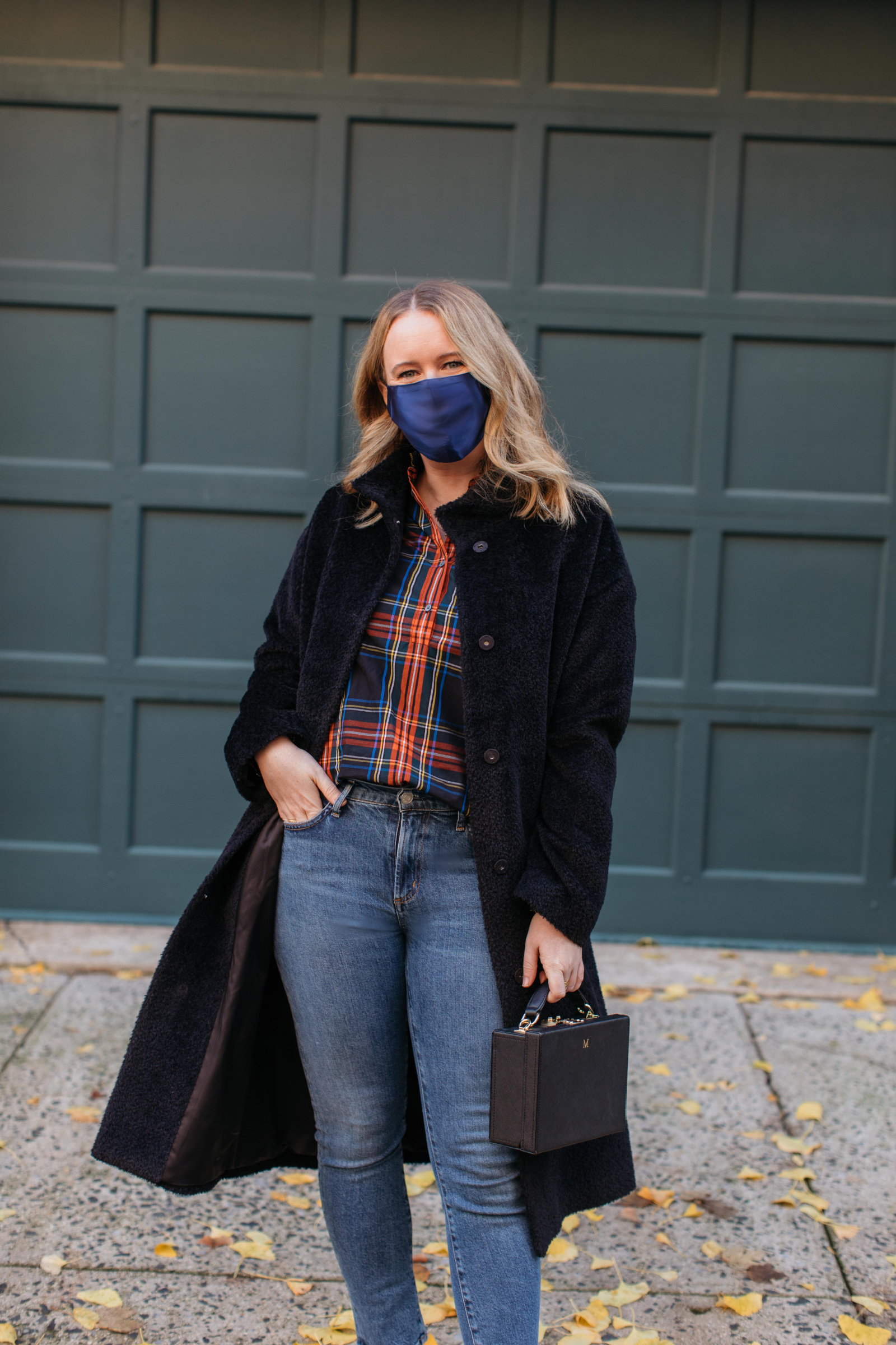 Casual Holiday Outfit I wit & whimsy