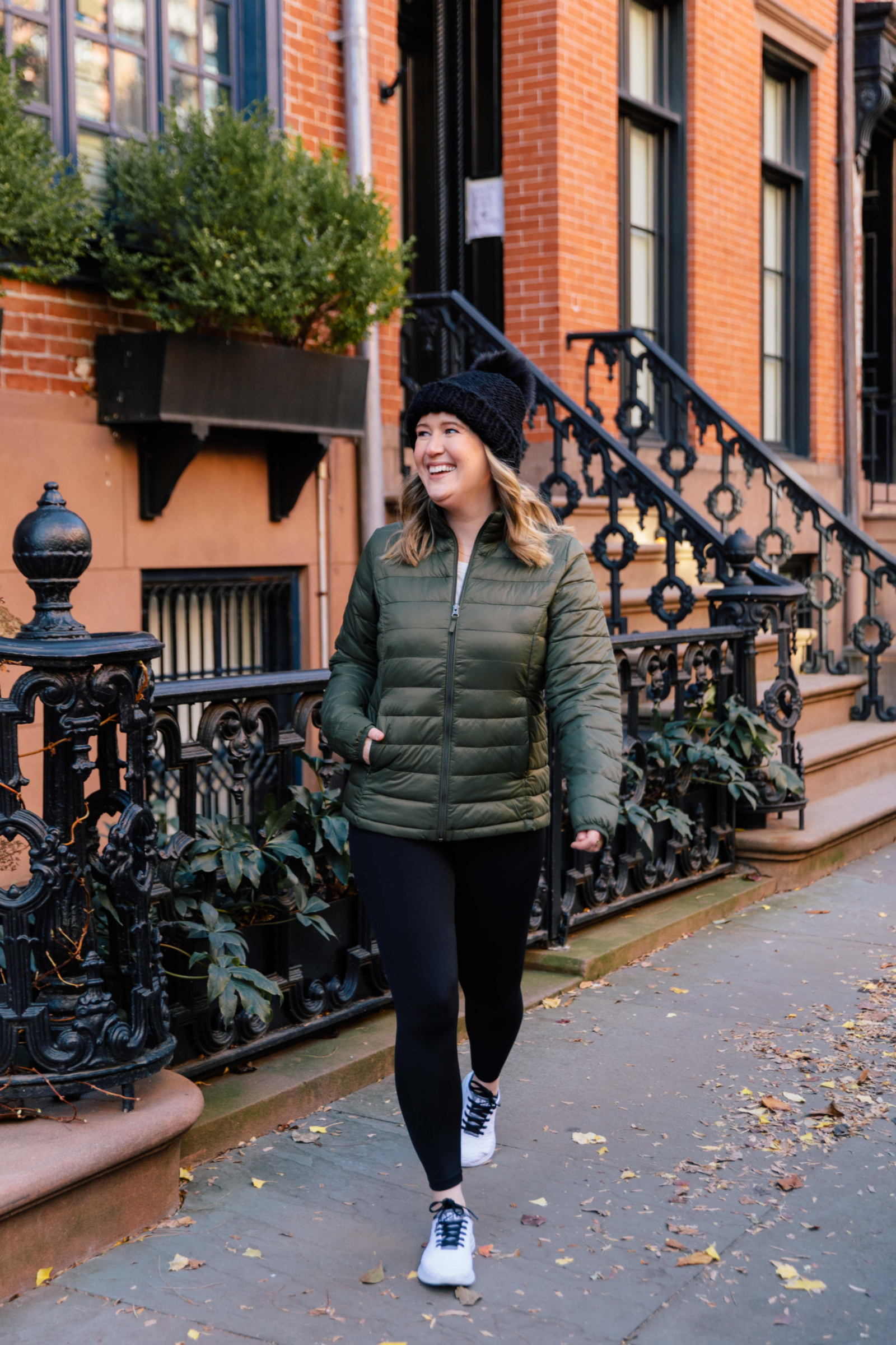 Athleisure Capsule Wardrobe for Winter