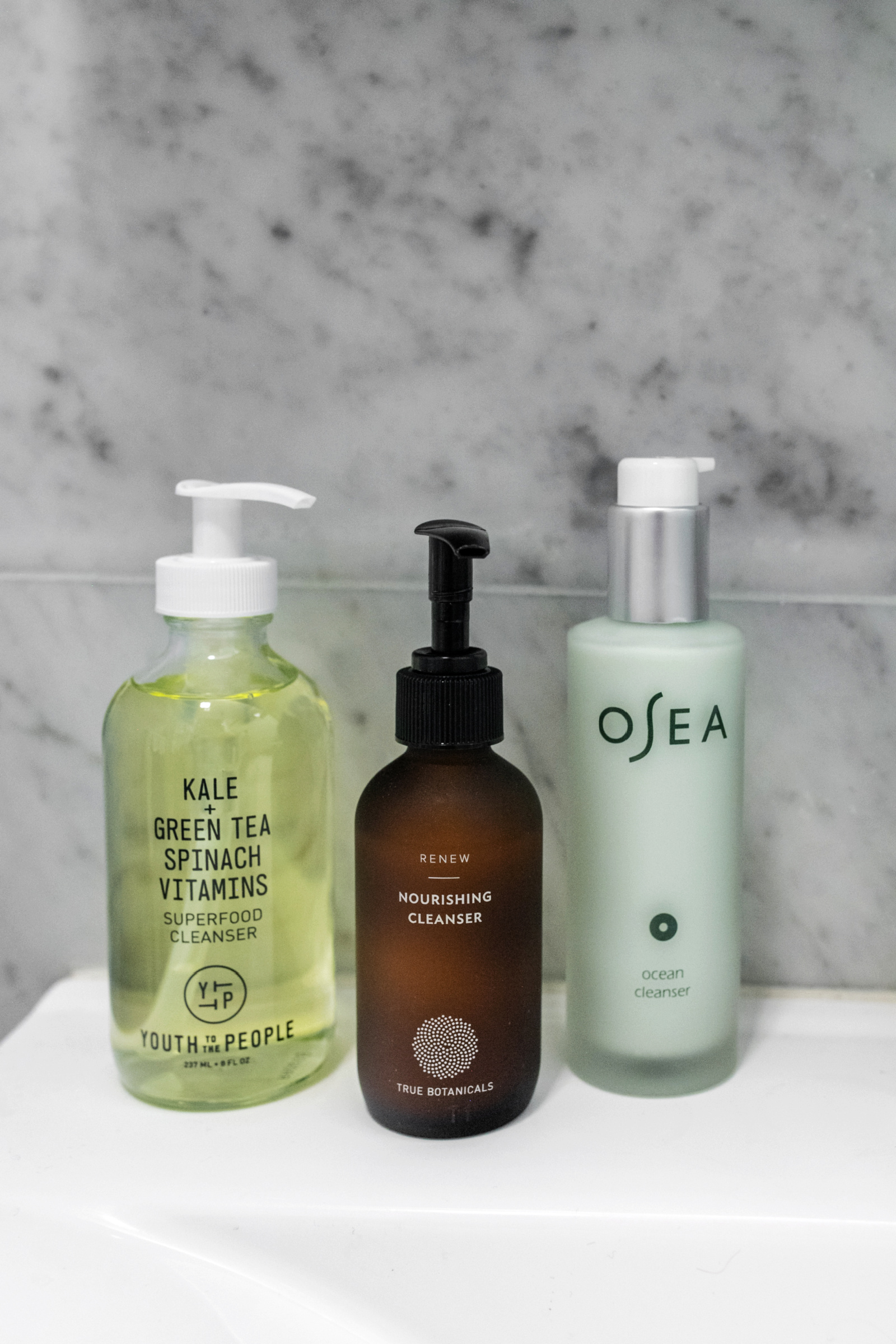 Best Natural and Clean Cleansers