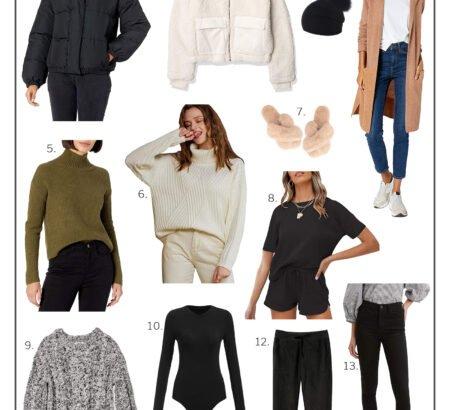 Affordable Winter Wardrobe Additions