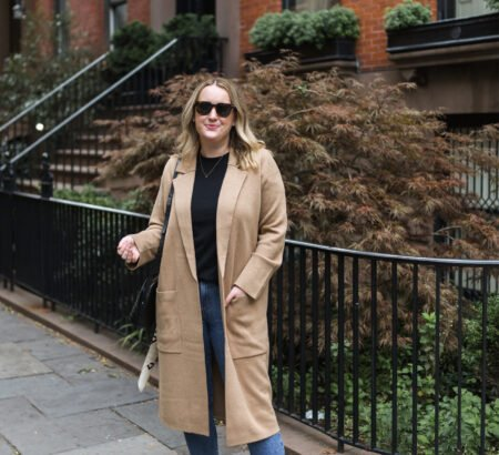 Styling the J.Crew Ella Sweater Blazer