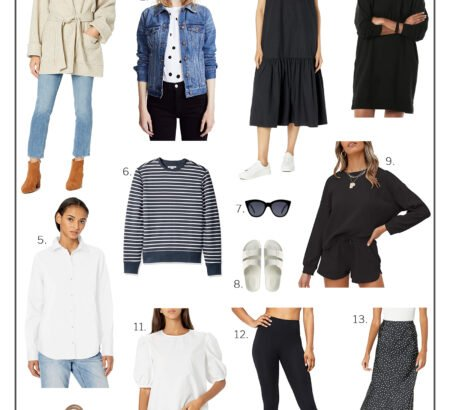 Recent Amazon Fashion Favorites + What I'm Eyeing for Spring