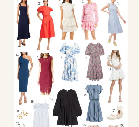 Summer Special Occasion Outfits