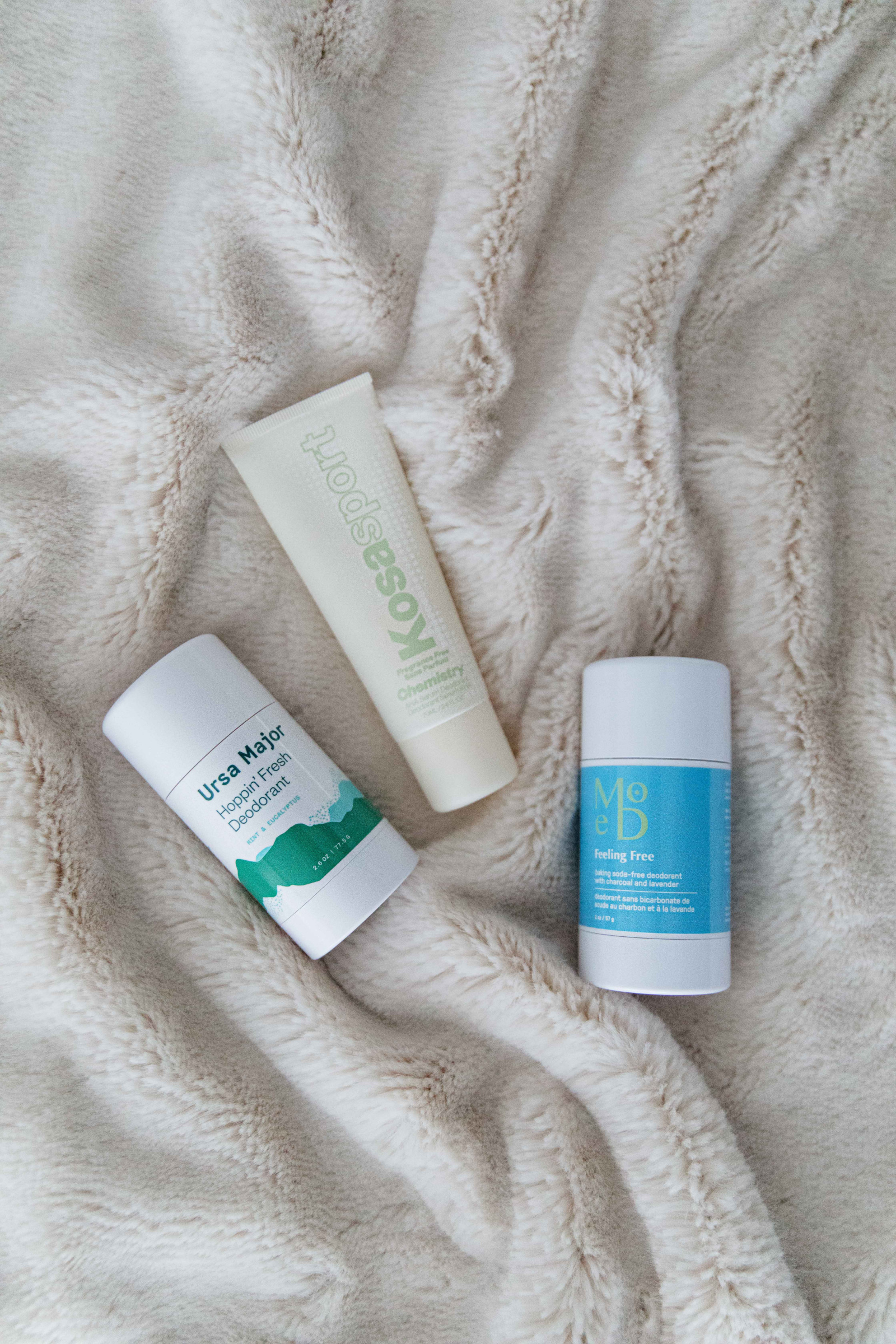 The Best Natural and Clean Deodorants