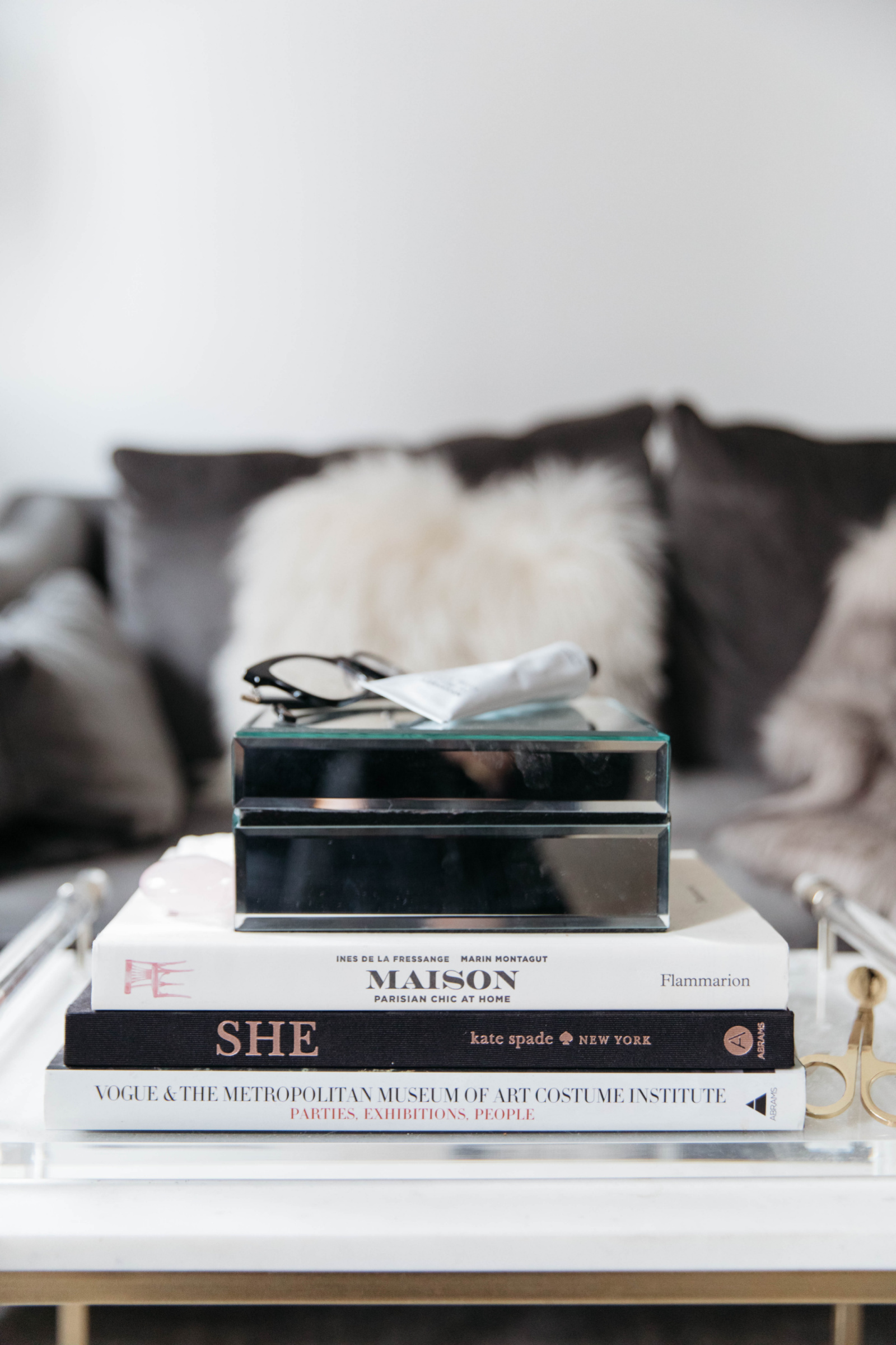 Chic Coffee Table Books