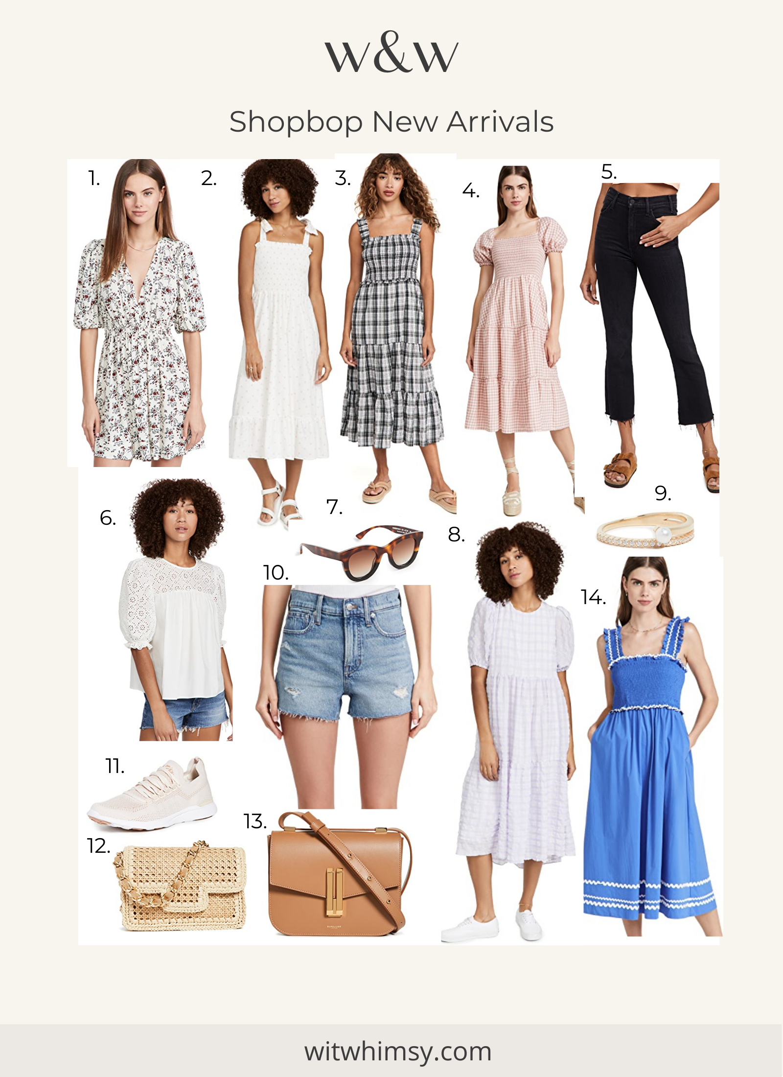 The Best Shopbop New Arrivals