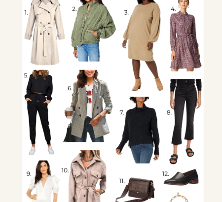 Early Fall Finds from Amazon Fashion