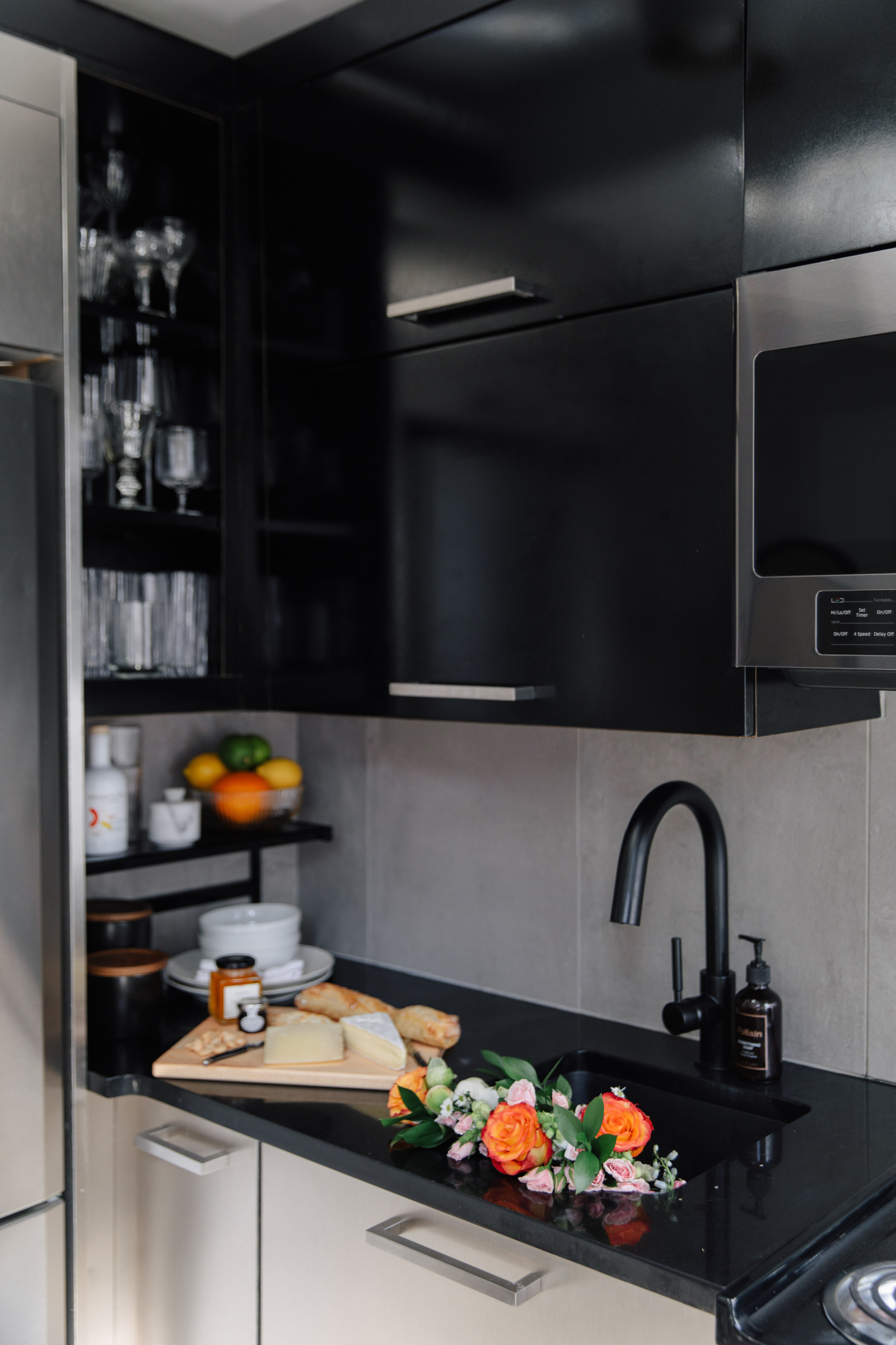 Creative Storage for Small Kitchens