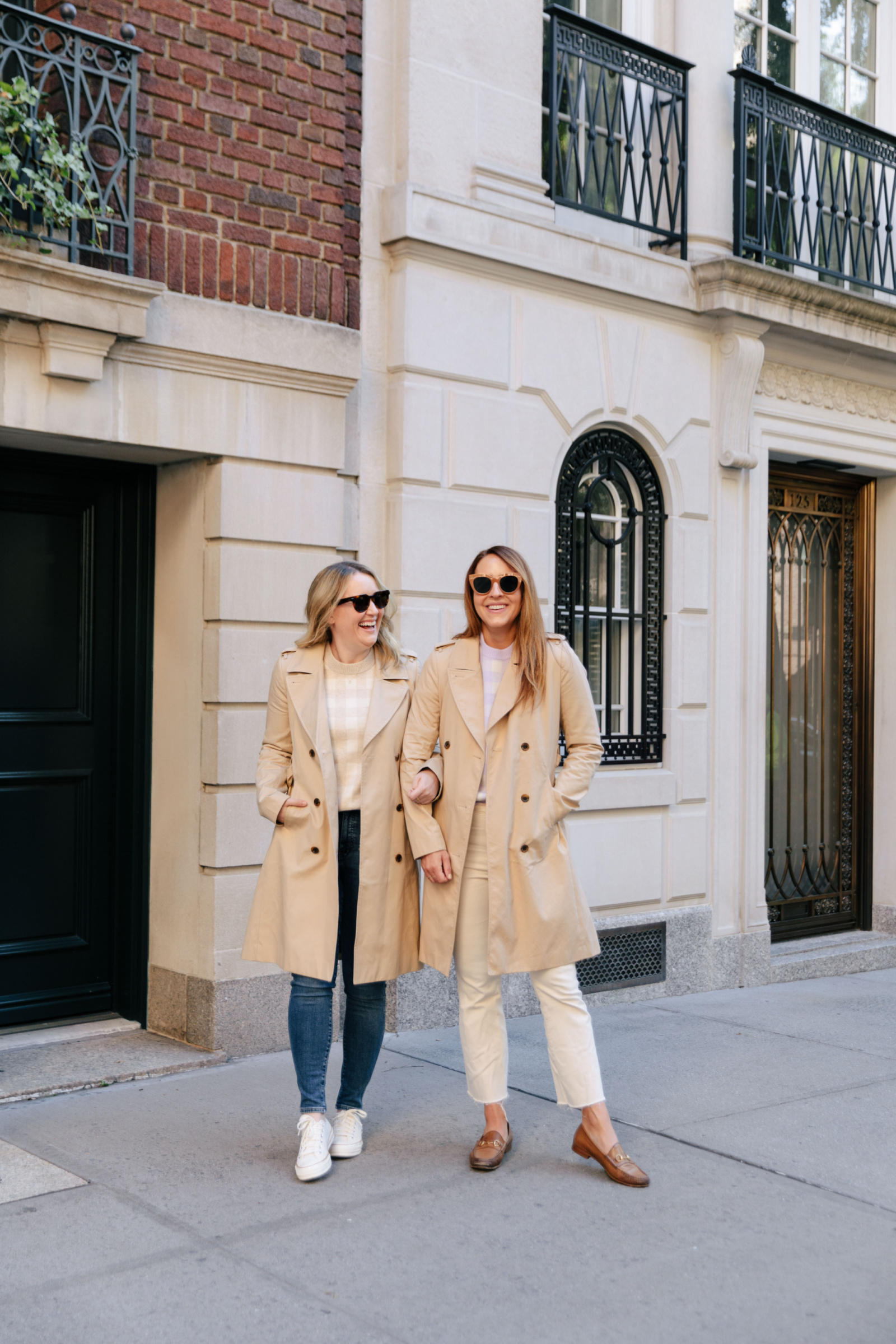 Fall trench outfit ideas