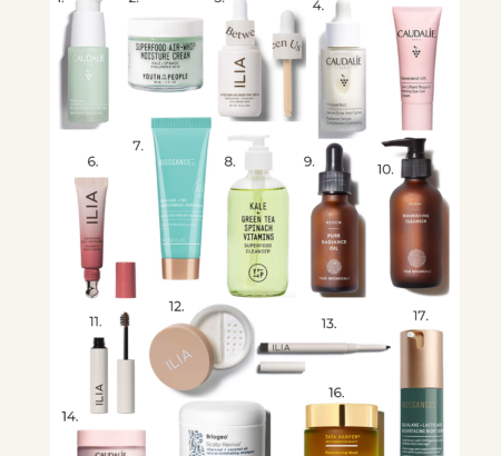 Clean Beauty Favorites Available on Amazon
